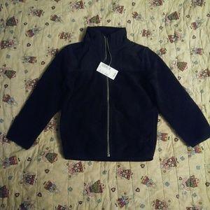 Zip-Up Fleece Trail Jacket